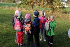 Lesní pedagogika v Raduni